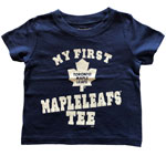 Toronto Maple Leafs Infant My First Tee by Reebok